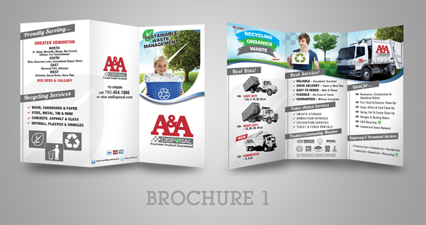 Winnipeg Brochure Design Winnipeg Sign Company